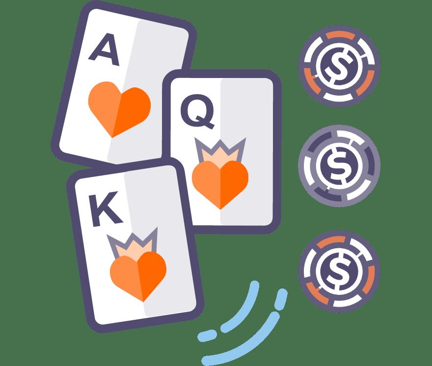 2021年42最佳三张牌扑克移动娱乐场