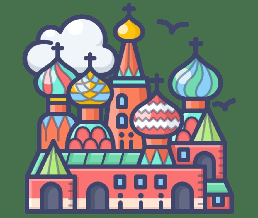 2021年俄罗斯最佳移动娱乐场