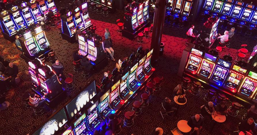 社交赌场vs在线赌场
