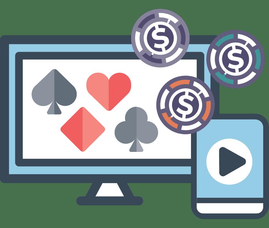 2021年60最佳视频扑克移动娱乐场