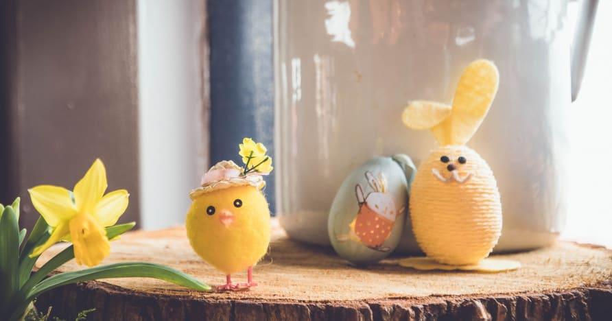 伊格德拉西尔(Yggdrasil)迎接复活节岛2的复活节假期