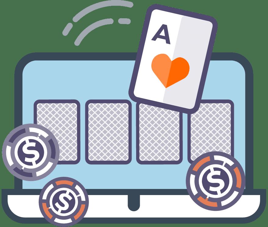 2021年21最佳加勒比梭哈扑克移动娱乐场